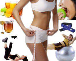 Народную медицину используют и в похудении