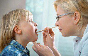 Определение кашля у ребенка