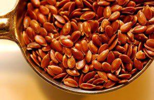 Семена льна - богатый на витамины продукт