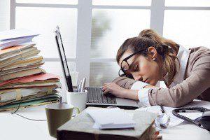 Стрессовые ситуации на рабочем месте