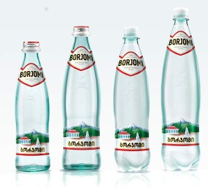 Минеральная вода марки Боржоми против изжоги