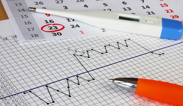 Измерение базальной температуры может выявить беременность