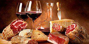 Продукты питания и алкоголь