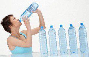 Соблюдение водного баланса