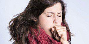 Сильный грипп