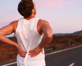 Боль в спине от спорта