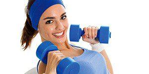 Аэробика упражнения