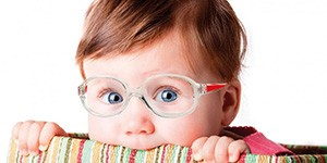Зрение у детей