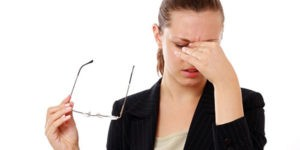 Синдром сухого глаза лечение в домашних условиях