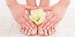Пальцы рук и ног