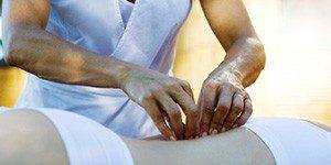 Делать массаж