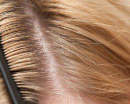 Волосы расчесывать