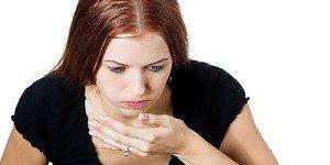 Тошнота при воспалении поджелудочной железы