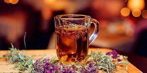 Чай из чабреца