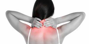 Шейный хондроз - симптомы и лечение