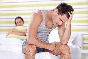 Половая слабость у мужчин