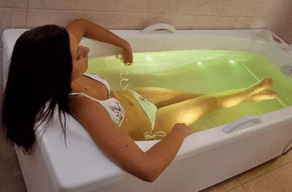 ванны на травах дают очень хороший результат в лечении аднексита