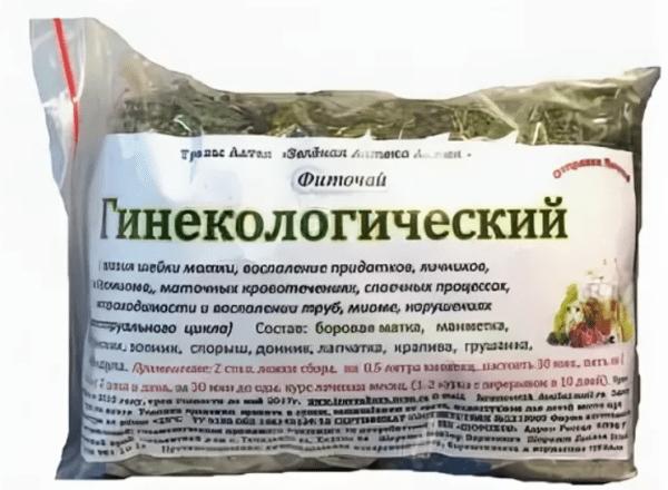 Какие травы помогают в лечении аднексита