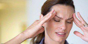 Симптомы высокого давления