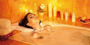 Прием ванны от бессоницы