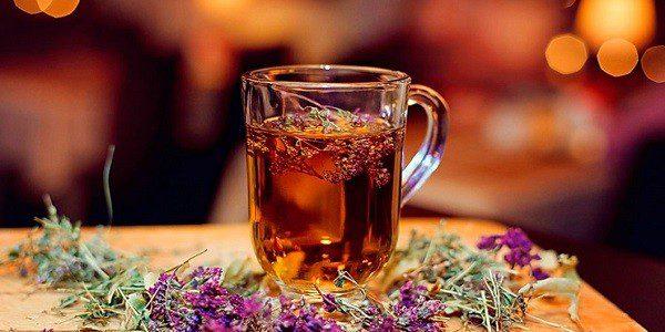 Чай с чабрецом польза и вред