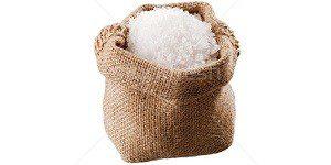 Соль в мешочке