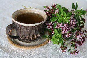 Чай с орегано