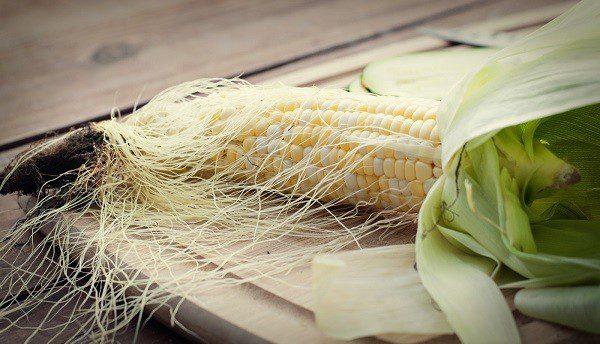 Кукурузные рыльца