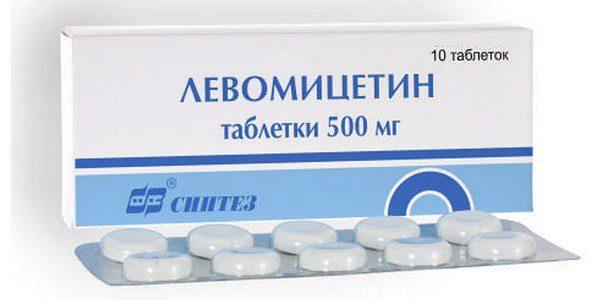 левометицин инструкция по применению